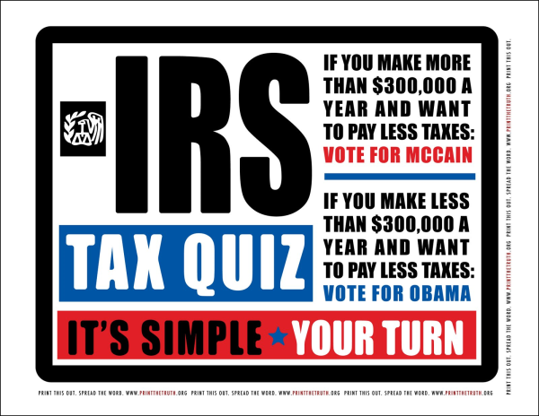 Do the tax quiz