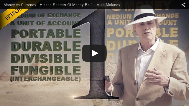 The hidden secrets of money part 1
