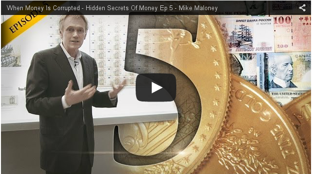 The hidden secret of money part 5